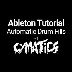 Ableton Tutorial: Automatic Drum Fills – AWESOME!!