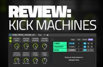 Ableton People! Kick Machines is only $9 Right Now! 55 Bass Kick Drums Driven by Operator!