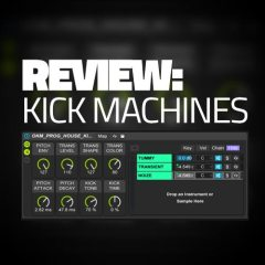Review: *Operator* Kick Machines by Loopmasters
