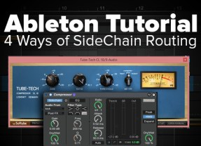 Ableton Tutorial: 4 Sidechian Routing Methods [Native/3rd Party]