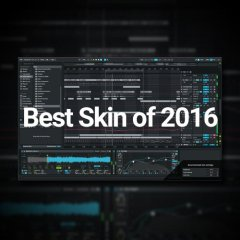 The Best Ableton Live Skin of 2016??