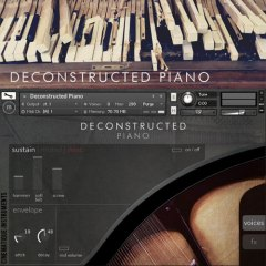 Tutorial: Deconstructed Piano Kontakt Instrument Demo