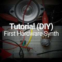 Tutorial: Your First Hardware Synth Circuit (555 OSC)