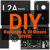 DIY – ReAmps & DI Boxes with DIYRE