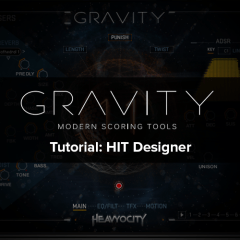 Gravity Tutorial: Designing Epic Impacts / Hits / Explosions