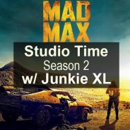 """Studio Time"" with Junkie XL – Season 2 Starts Today!"