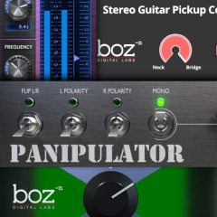 4 Free Plugs by Boz Digital Labs
