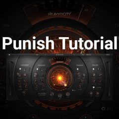 Punish Tutorial: Routing Parameters to the Macro Knob