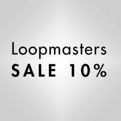 Loopmasters Discount 10% – February 2015