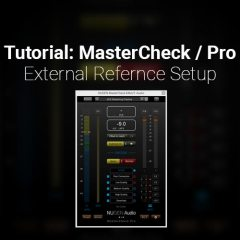Tutorial: MasterCheck Pro External Reference Setup
