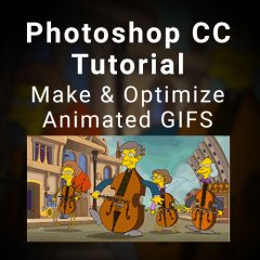 Photoshop Tutorial: Make Animated GIFs from Video