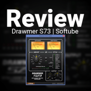 Review: Drawmer S73 Mastering Compressor by Softube