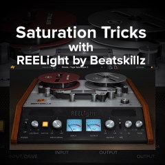 Tutorial: Incredible Saturation Tricks with REELight by Beatskillz