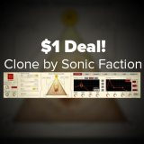 $1 Deal – Clone Max for Live Instrument by Sonic Faction