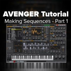 Avenger Tutorial: Making Sequences – Part 1