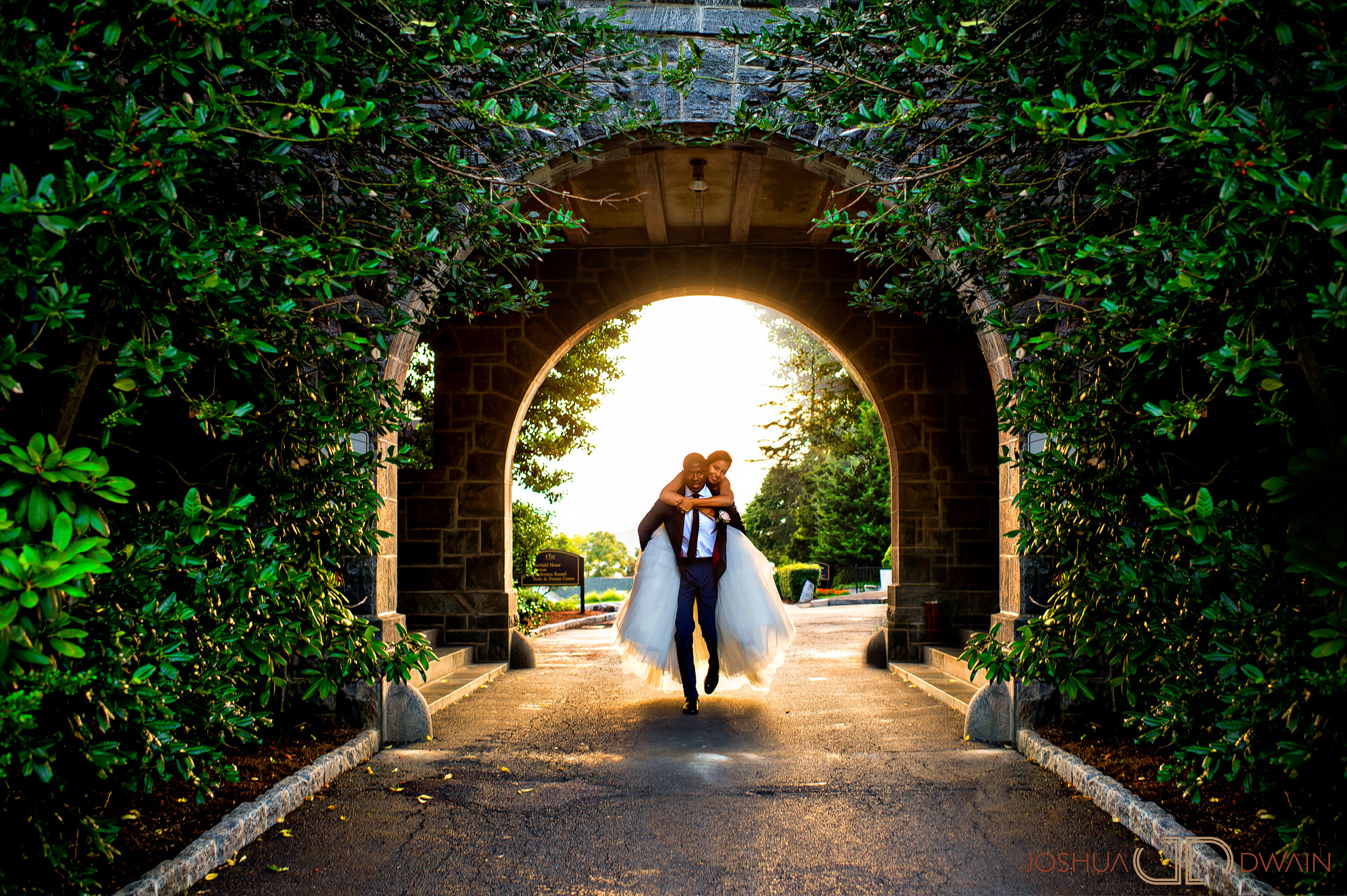 A Beautiful Summer Wedding At Tarrytown House Estate