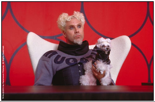 Even fabled designer Mugatu personified the outragous nature of his brand