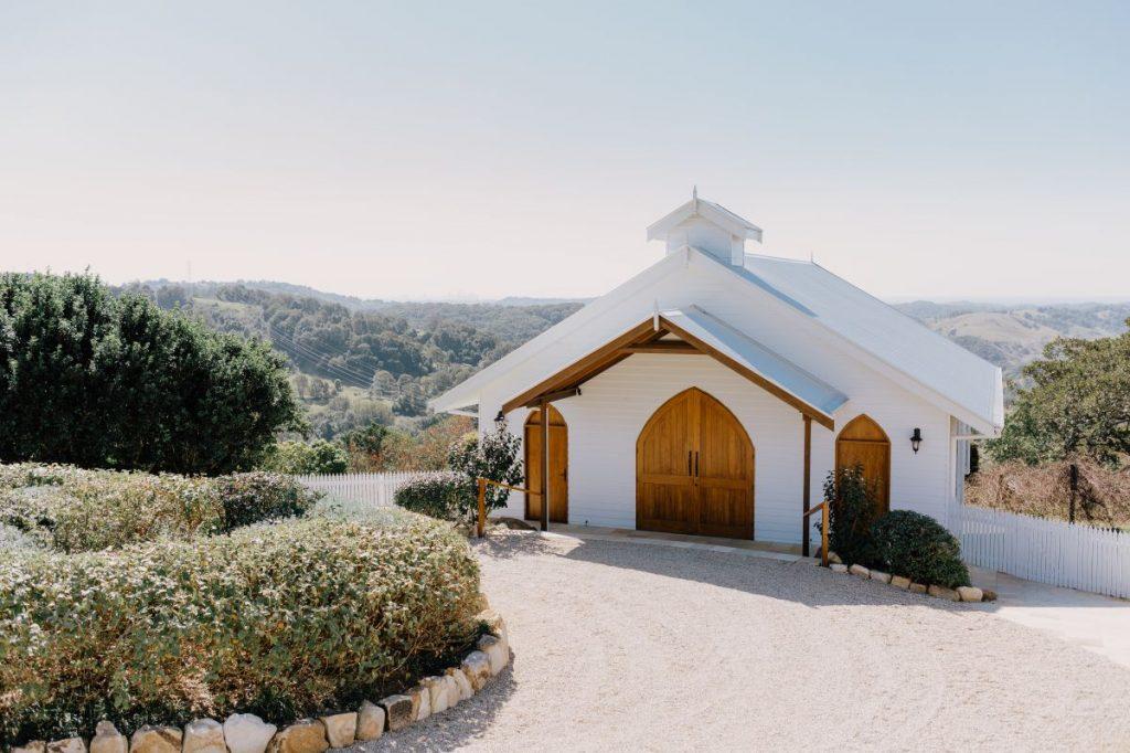 Gold coast wedding chapel