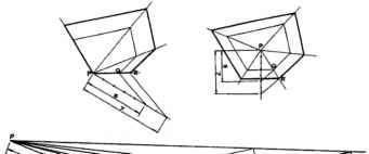 Enlarging and reducing plane figures and equivalent areas