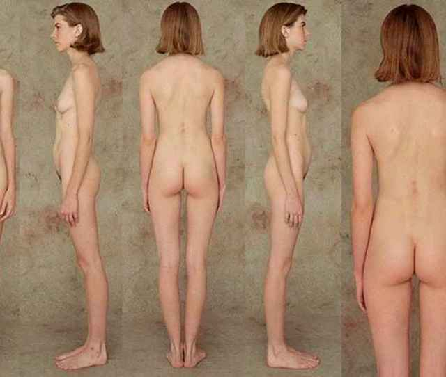Nude Photography Ideal Proportions Clothed And Undressed