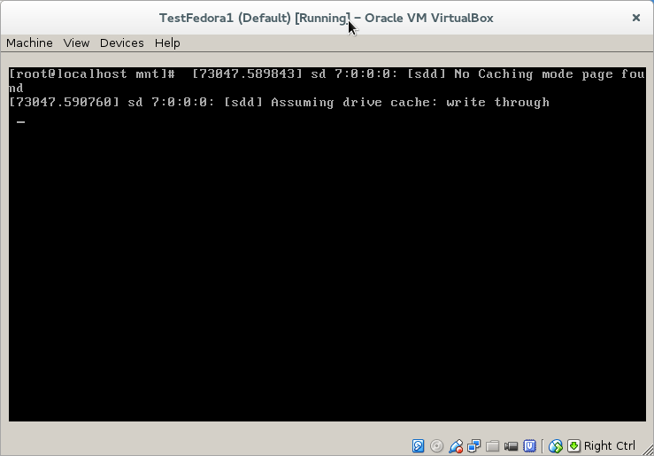 VirtualBox Virtual Machine Device Detection
