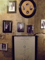 Tristan Tzara and other dadaists