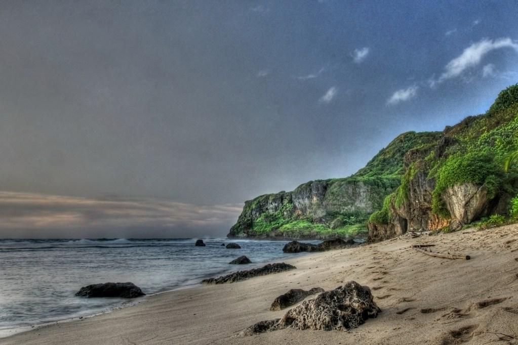 Stroll Down the Beach