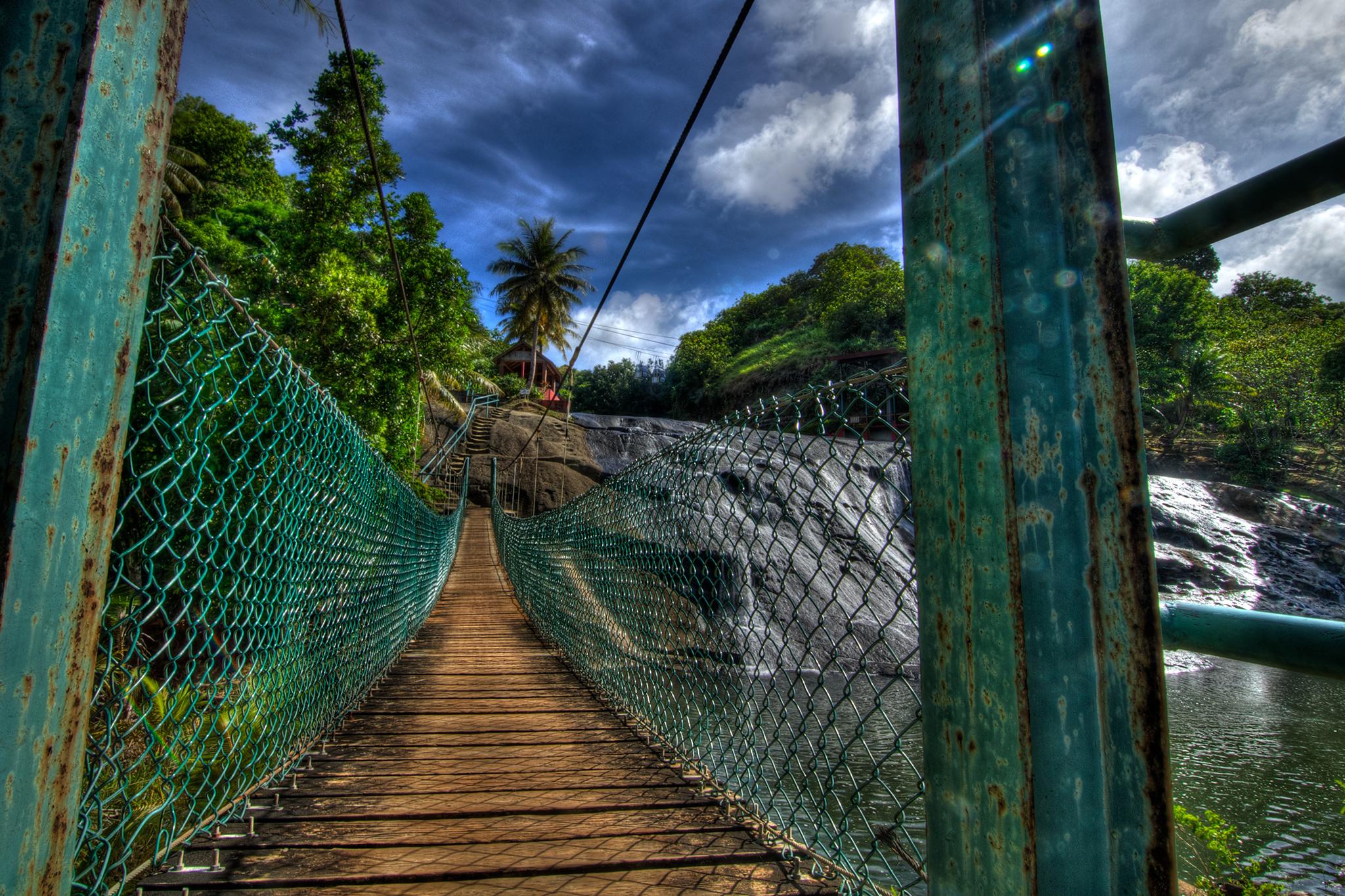 Talofofo Falls Bridge