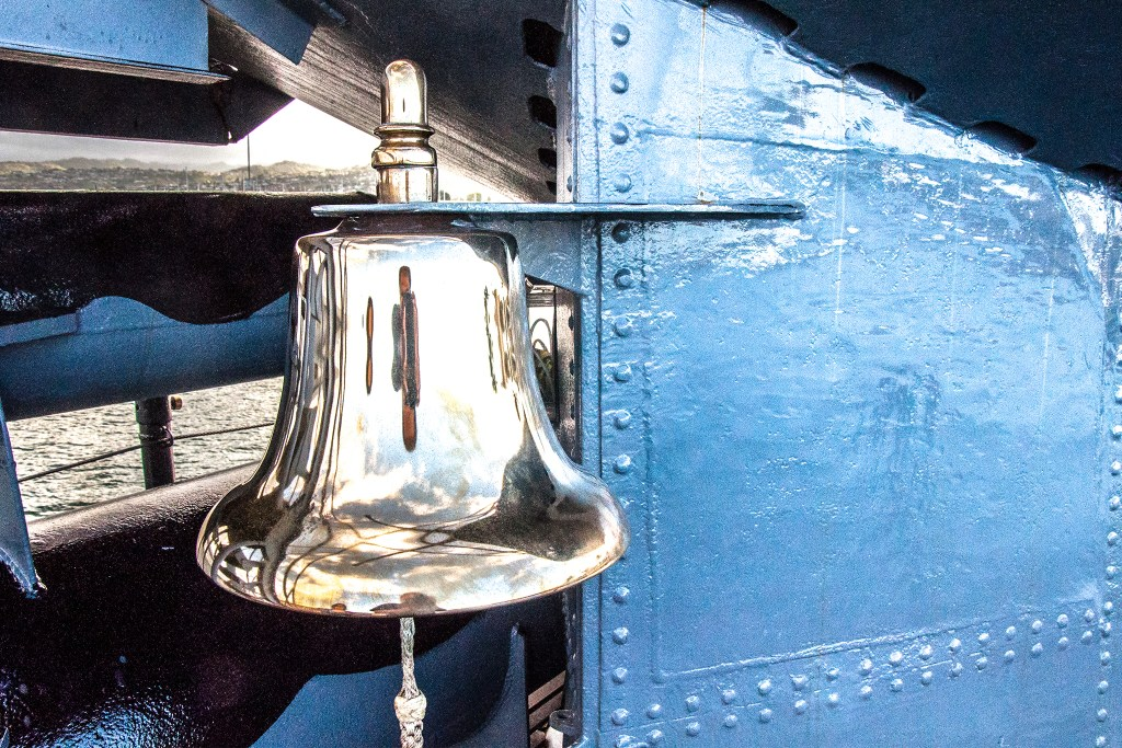 Bowfin Bell (May 2010)