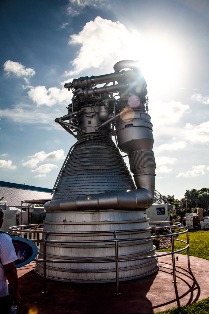 Saturn V F-1 Engine (May 2010)
