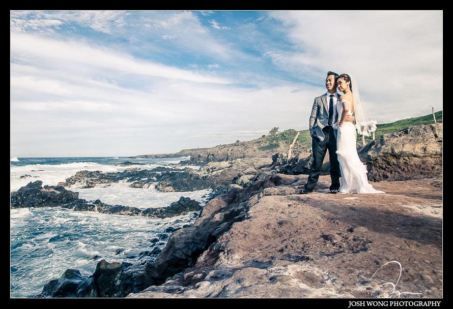 Mills Haiku Wedding Pictures. Destination Wedding in Maui Hawaii. Wedding photos by Josh Wong Photography, destination wedding photographer
