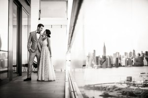 Brooklyn Wedding Photographer. The William Vale Wedding Photos. Top Wedding Photographers
