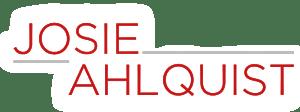 josie logo bold