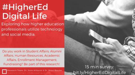 #HigherEd Digital Life (2)