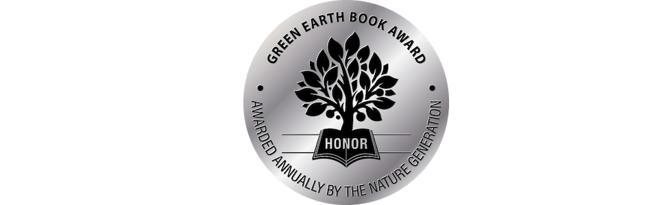 Josie receives Green Earth Book Honors Award!