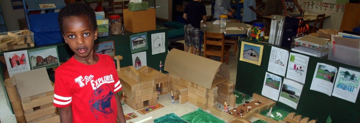 The Farm that Kindergarten Built