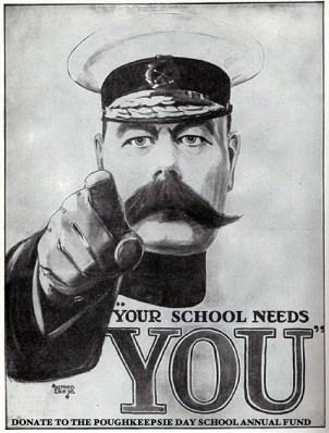 YOUR school needs YOU