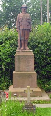 Stokesay Memorial