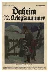 Xmas 1915 Daheim - Cover 072