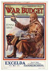 war budget xmas 15