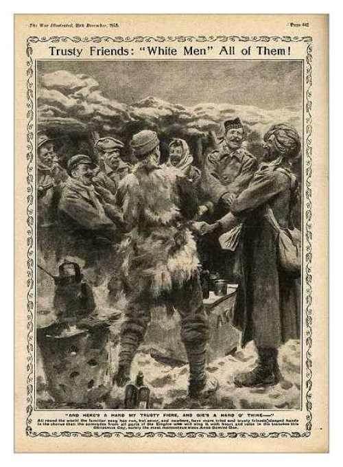xmas 1915 War Illustrated Christmas - 001