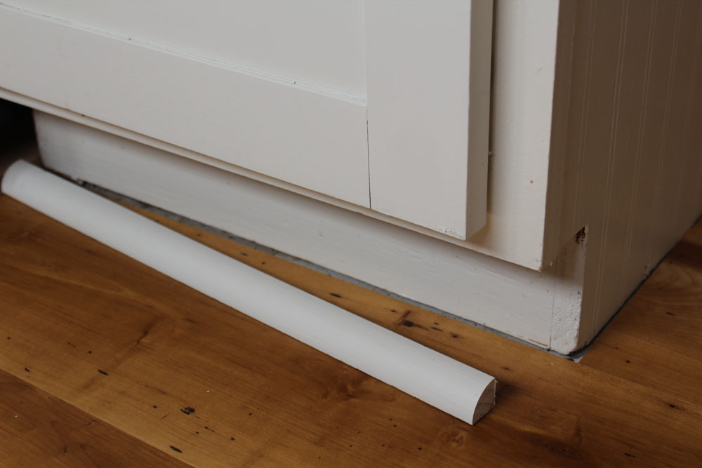 Cabinet Base Trim Project PDF Download  Woodworkers Source