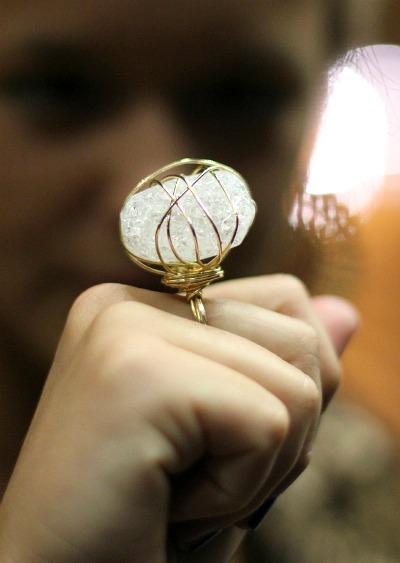 Mein neuer Ring von Gina Tricot  Josie Loves