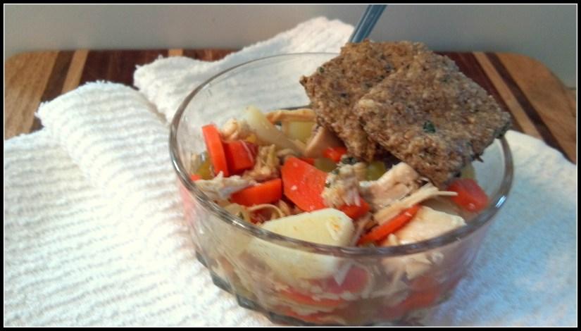 Hearty Bone Broth Soup