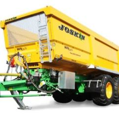 Semi Trailer Deutsch Animal Cell Diagram Project Joskin Transport - Tipping Trailers, Silage Bale Trailers And Low Loaders