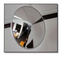 Convex Security Mirrors - Outdoor Acrylic Mirror