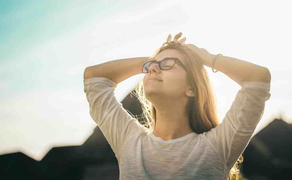 wanneer je ontspannen bent komt hyperventileren minder vaak voor