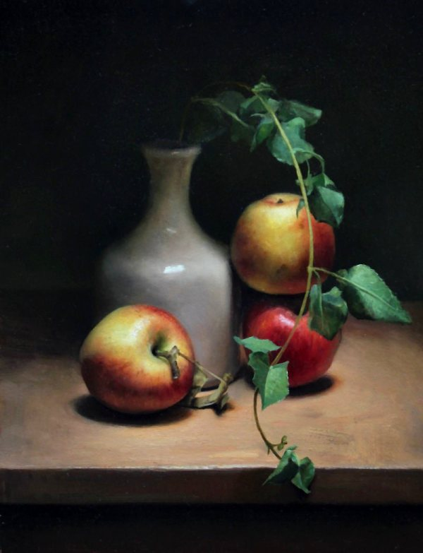Apple Still Life Paintings
