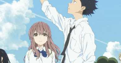 A Silent Voice Film Comes To U.S. Theaters in October