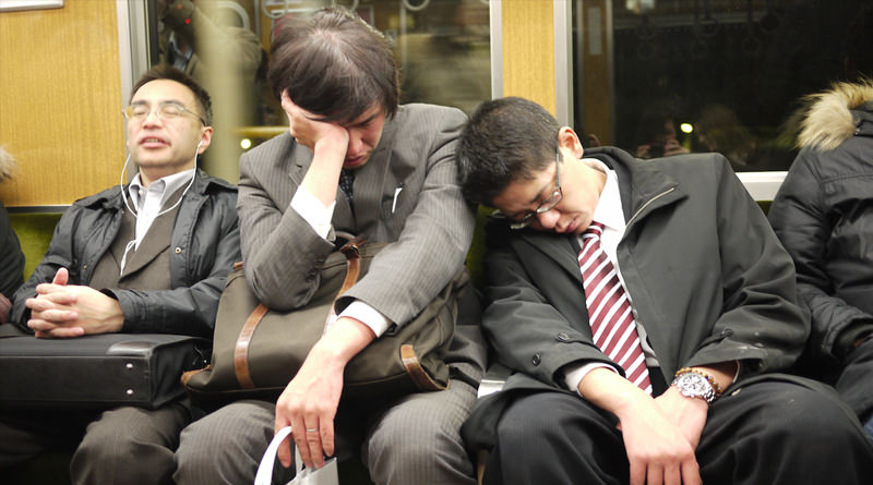 Japanese Overwork - Getting to know Japanese Culture - Featured